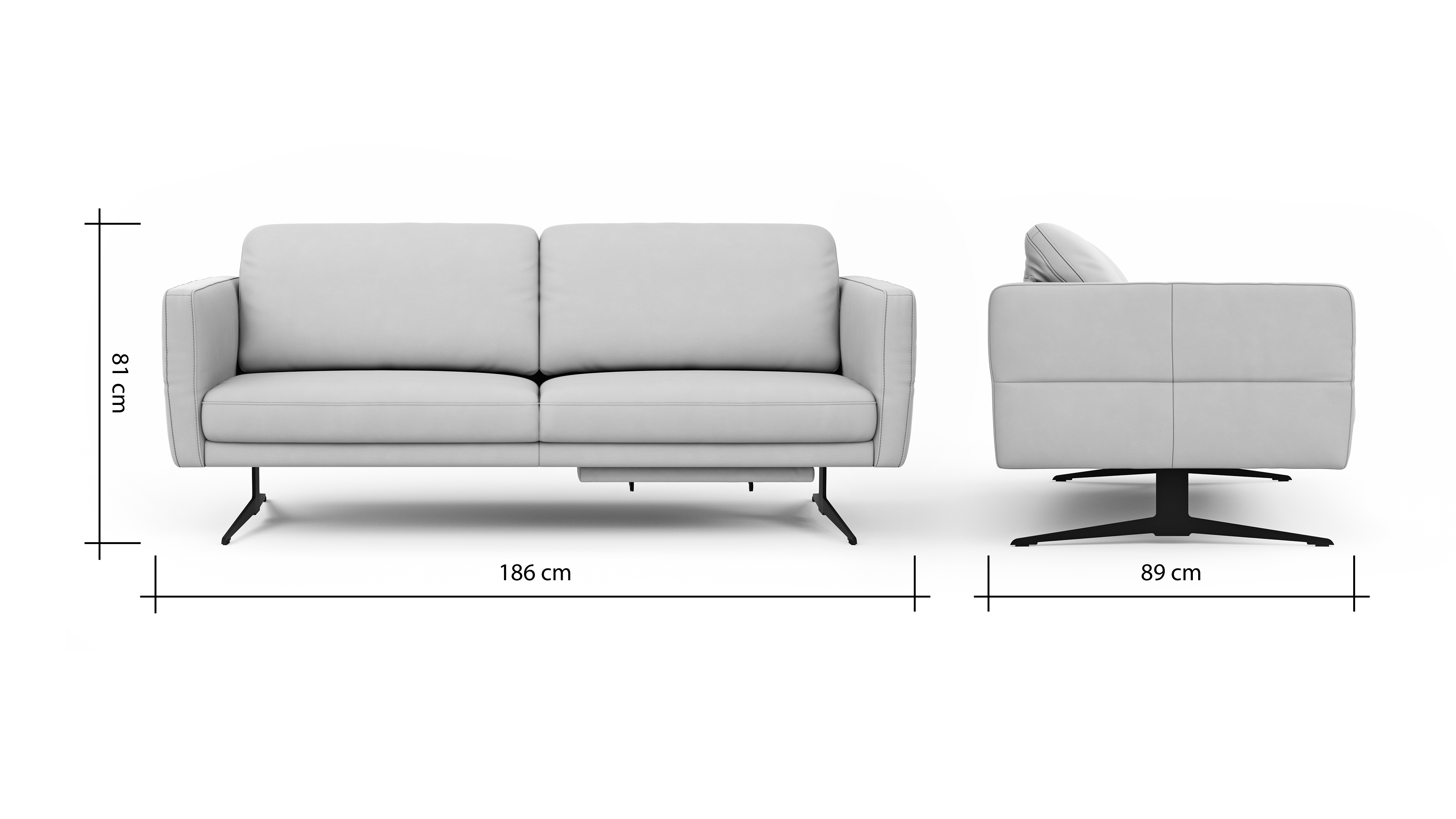 Global Select Sofa Estrela BemFreisteller 104184 | Homepoet