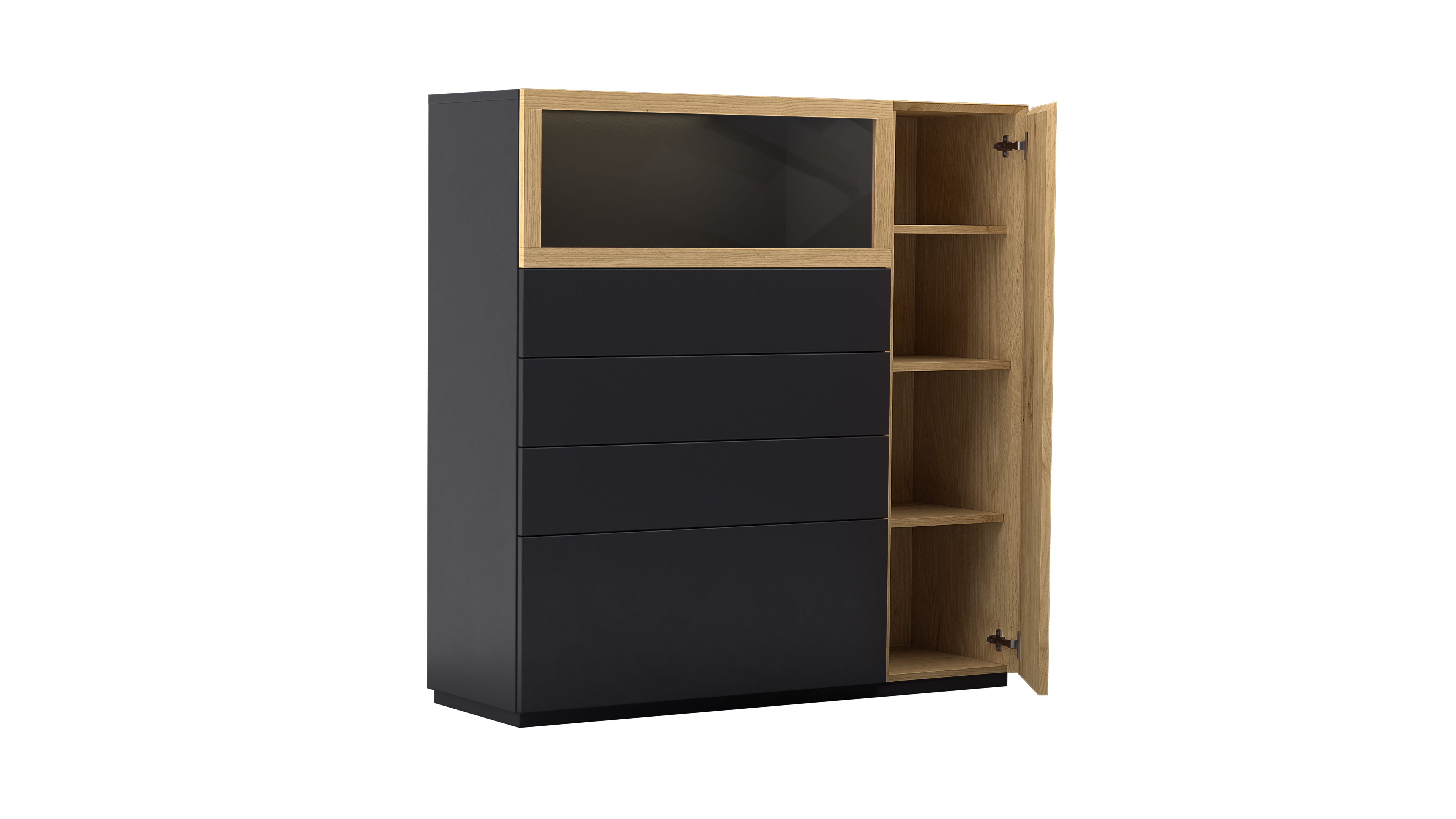 Global Select Highboard Montero freisteller 2 100043 | Homepoet