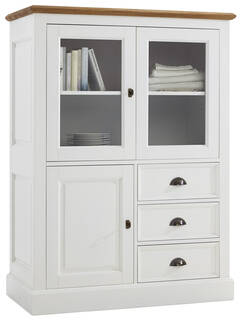lebensart louisiana highboard breite 110 wei   masterbild small | Homepoet