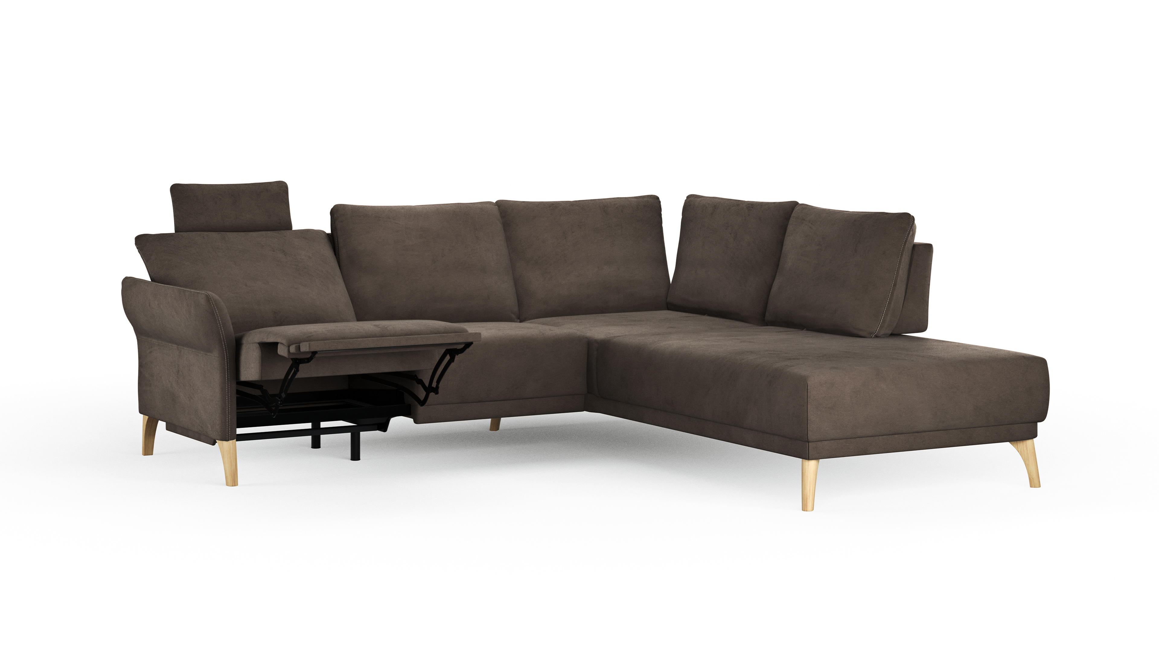 Global Comfort Ecksofa Rosario freisteller 4 102537 | Homepoet
